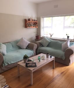 Sunny apartment with cute garden - Lejlighed