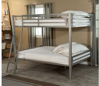 FULLBED UPPER BUNK Boutique Hostel - Los Angeles - Schlafsaal