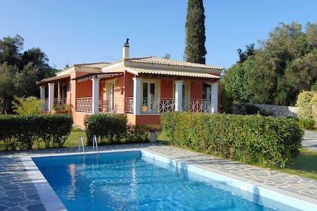 Holiday Villa Grecia in Corfu - Willa