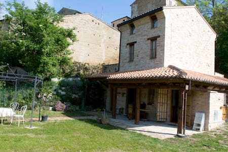 Casa della Strega - un'oasi di relax - Rumah