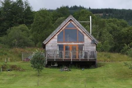 Osprey log cabin - Mökki