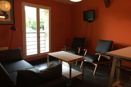 Petit appt 37 m2 4 couchages - Wohnung
