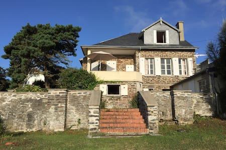 Vue sur mer Carteret Normandie - Barneville-Carteret - Rumah
