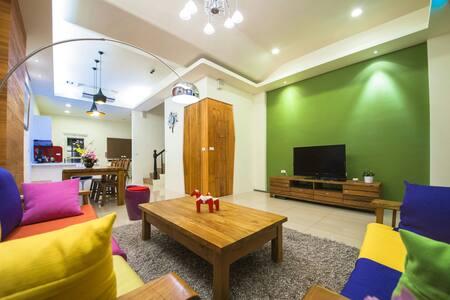 宜蘭 三星 紅木傌 :溫馨舒適的私人空間,像回到家一樣的溫暖。 - House