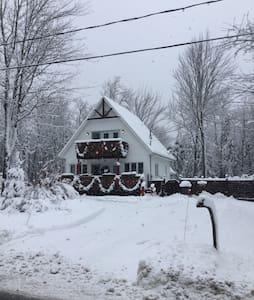 La vie de chalet à 20 minutes de Quebec city - Fossambault-sur-le-Lac - Huis