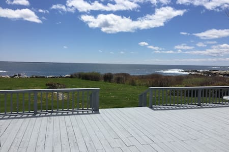 Spectacular Oceanfront Vacation Home - Biddeford - Haus