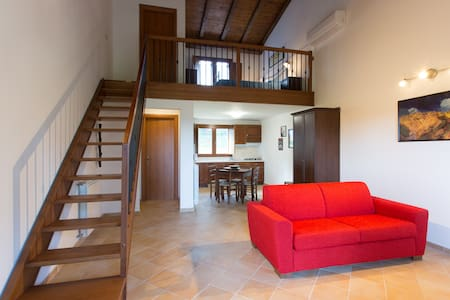 Tiberina 381 Appartamento Oleandro - Lägenhet