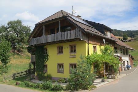 Ferienwohnung Demberg - Wies - Apartamento