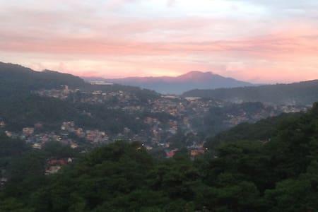 Studio Condo Overlooking Pine trees - Baguio - Condominium
