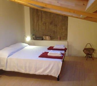 Loft Case del Nespolo  Iseo Lake & Franciacorta - Pilzone - Loft