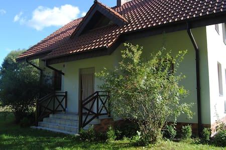 Mazury, Mazury Zachodnie, dom Bigajówka - Casa