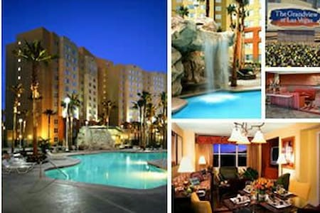 One bedroom condo for up to 4 ppl - Las Vegas - Apartment