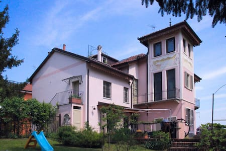 Villino Rosa, Monferrato-Margherita - Villa