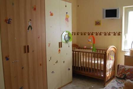 Stanza per singoli o coppie - Wohnung