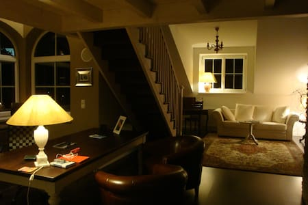 Historisches - historic Penthouse - Loft