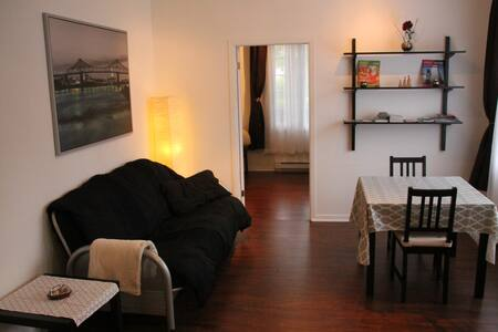 Private 3½ Apt. Downtown-Longueuil/Montreal Canada - Apartment