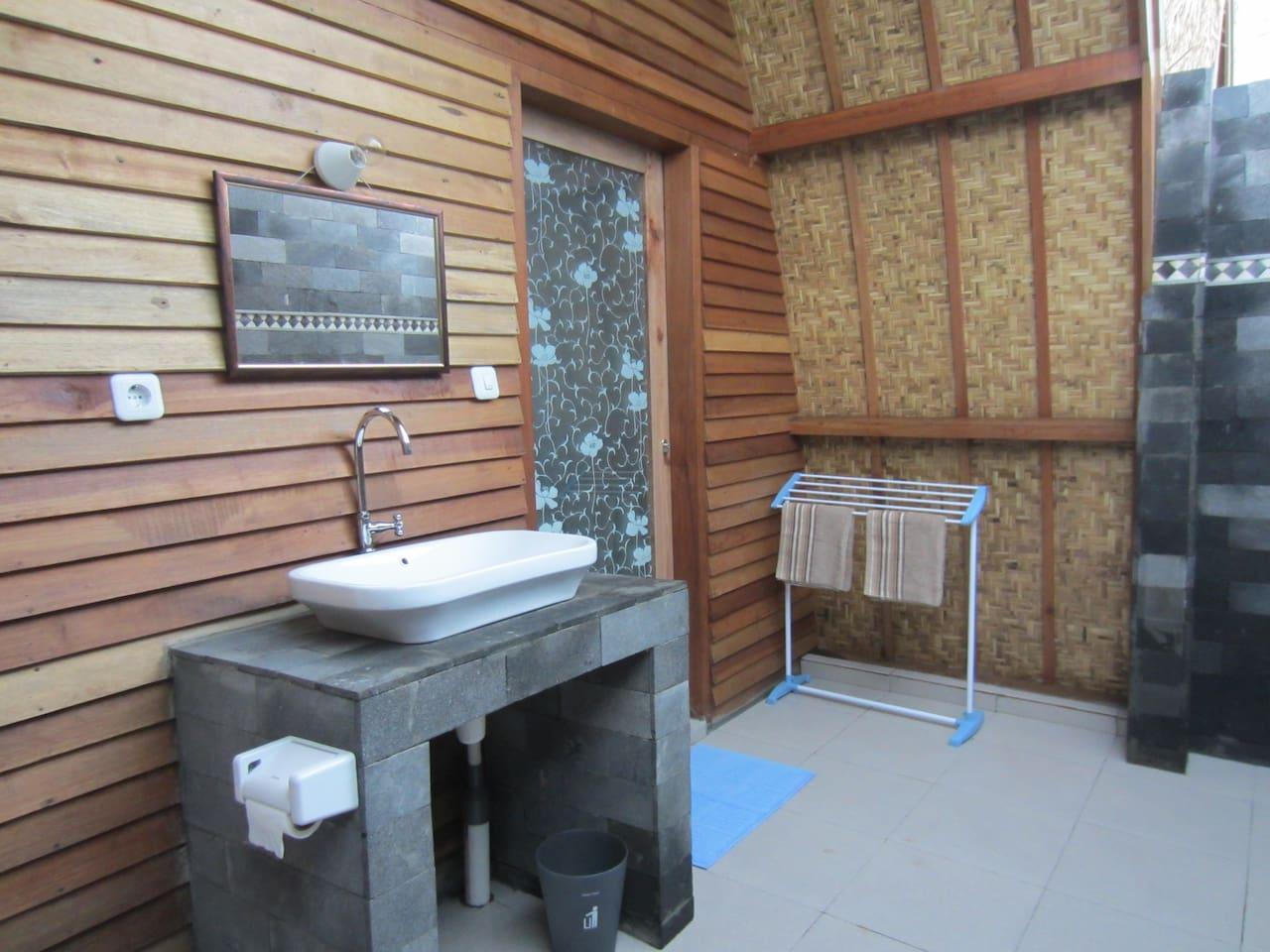 Djamezz lumbung gili air   bed & breakfasts te huur in : djamezz ...