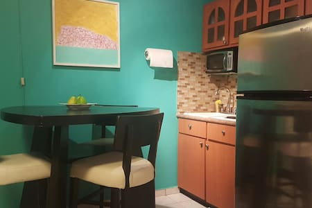 Cozy studio with great location! - Carolina - Appartamento