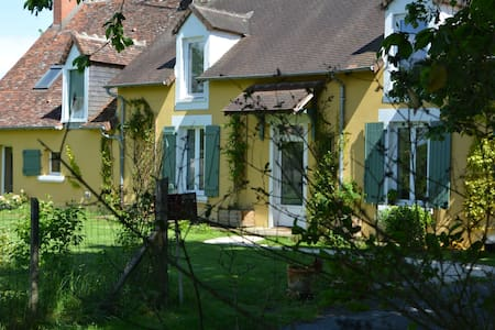 Charming high end cottage, nearby George Sand home - Willa