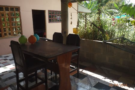 A lovely room close to the beach - Uvita - House
