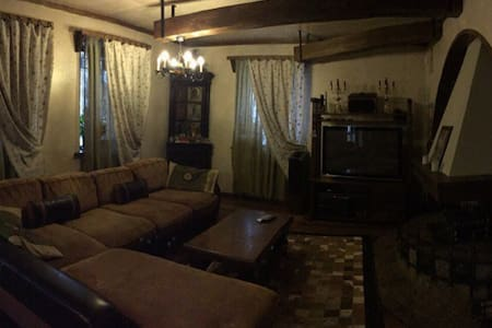 Большой дом в 30 км от Москвы - House