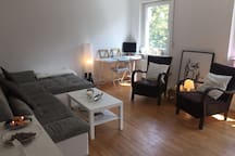 Central 1 bedroom apartment