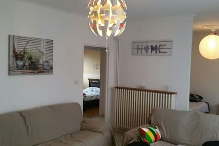 Bel appartement idéal 4 personnes - Mondelange