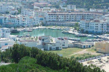 les maisons de la mer tabarka - Apartament