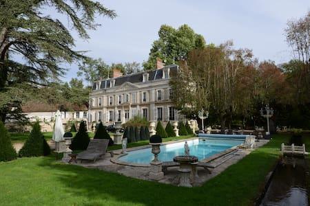 Château du Saulce sur Yonne - Kasteel