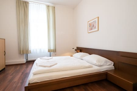 Huge 2-room App at Main Station - Frankfurt - Apartemen