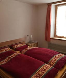 Günstige Unterkunft in Maloja - Bregaglia - Inap sarapan