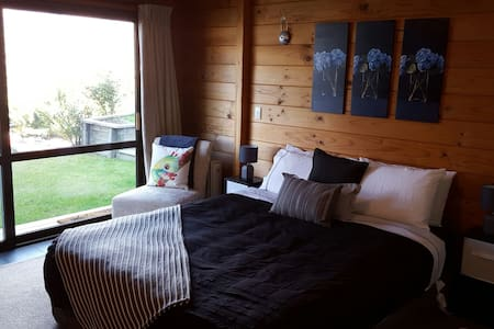 Fantastic room and epic views! - Queenstown - Casa
