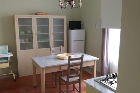 La Casa sul Borgo - Green Apt. - Appartement