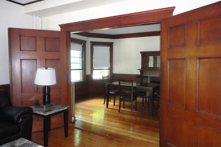 Hingham Square Town home - Townhouse