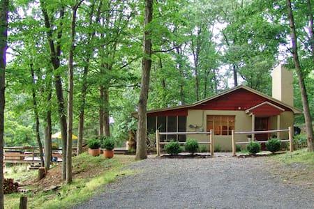 Cottage Inn The Woods - Rumah