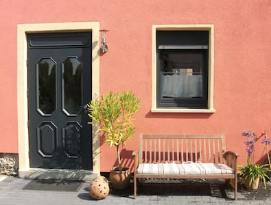 Idyllisches Wohnen am Rheinsteig - Apartament