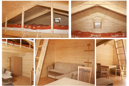 CHATKA 1(max.5 osob)-CHALET (max.5 people) - Hut