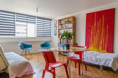 ¡HAB PRIVADA INMEJORABLE UBICACIÓN Y PRECIO CDMX! - Ciudad de México - Apartment
