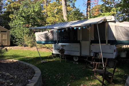 Tent it!!!! Fall is waiting!!!! - Haus