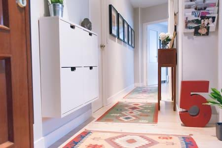 Cozy private room in stylish flat - Pontevedra - Inny