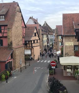 Gîte Riesling de 1 à 8 personnes / Tout Compris - Eguisheim - Appartement