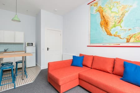Comfy ground floor two double bed apartment - Apartamento