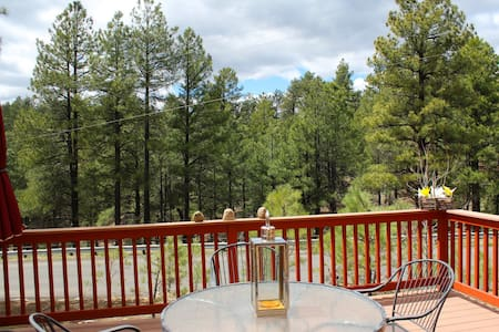 Tranquil Pines Cabin- Your Relaxation Destination - Flagstaff - Dům