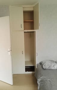 Simple Room in Rouen - Apartamento