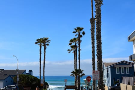 1 BLOCK FROM OCEAN- 2BR/1BA Condo - Oceanside
