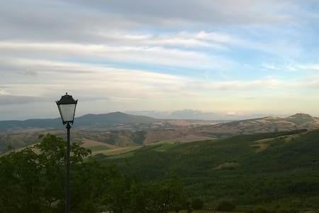 La Terrazza sulla Val d'Orcia, Tuscany - Casa