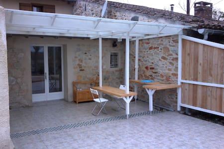 Studio en pleine campagne - Lagardiolle