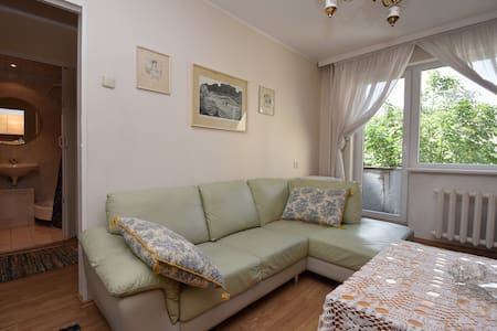 Economy stay in the heart of the city - Apartamento