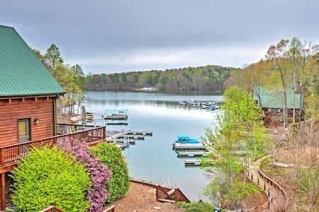 Lakeside 4BR Six Mile House w/Massive Decks - Six Mile - Casa