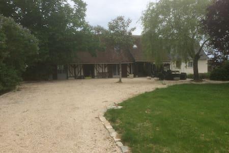 GITE DE CHARME DE LA TOURAINE - Rumah